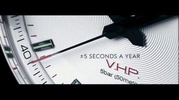 Longines Conquest V.H.P. TV Spot, 'Precision for Performance' - Thumbnail 5