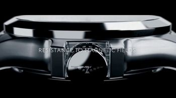 Longines Conquest V.H.P. TV Spot, 'Precision for Performance' - Thumbnail 7