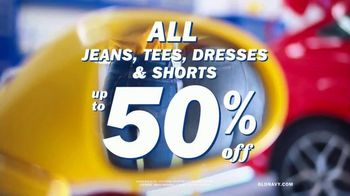 Old Navy High-Rise Rockstar TV Spot, 'Tune Up Your Denim: 50% Off' Song by Kaskade - Thumbnail 6