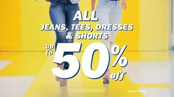 Old Navy High-Rise Rockstar TV Spot, 'Tune Up Your Denim: 50 Percent Off' Song by Kaskade - Thumbnail 7