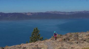 Tahoe South TV Spot, 'Something in the Water: Mountain Biking'