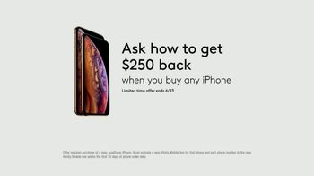 XFINITY Mobile TV Spot, 'Meant to Be Together: $250 Back' Song by Doris Troy - Thumbnail 9