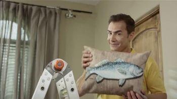 Liberty Mutual TV Spot, 'Ion Television: Fishing Decor' Featuring Martin Amado