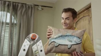 Liberty Mutual TV Spot, 'Ion Television: Fishing Decor' Featuring Martin Amado