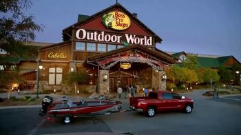 Bass Pro Shops Go Outdoors Event and Sale TV Spot, 'Camp Chair and Grill' - Thumbnail 4