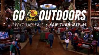 Bass Pro Shops Go Outdoors Event and Sale TV Spot, 'Camp Chair and Grill' - Thumbnail 6