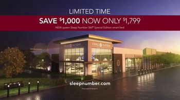 Sleep Number Memorial Day Sale TV Spot, 'Hit the Ground Running' - Thumbnail 8