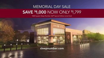 Sleep Number Memorial Day Sale TV Spot, 'Hit the Ground Running' - Thumbnail 7