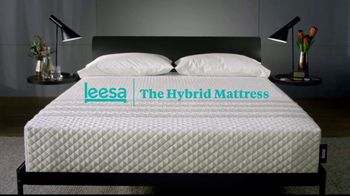 Leesa Hybrid Mattress TV Spot, 'Time to Switch Off: 10 Percent Off' - Thumbnail 4