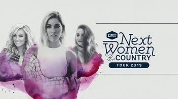 2019 CMT Next Women of Country TV Spot, 'Overseas Dates' Featuring Cassadee Pope - Thumbnail 10