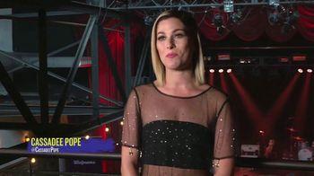 2019 CMT Next Women of Country TV Spot, 'Overseas Dates' Featuring Cassadee Pope - Thumbnail 8