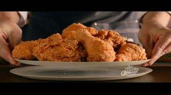 Church's Chicken Restaurants $15 Real Big Family Deal TV Spot, 'Un plato para llevar' [Spanish] - Thumbnail 4