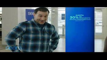 Sears TV Spot, 'Hasta 30 por ciento de descuento en electrodomésticos' [Spanish] - Thumbnail 6