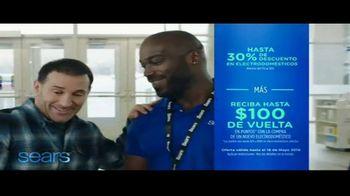 Sears TV Spot, 'Hasta 30 por ciento de descuento en electrodomésticos' [Spanish] - Thumbnail 8