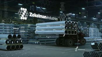Zekelman Industries TV Spot, 'Work Smarter' - Thumbnail 5