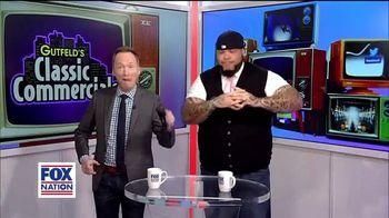 FOX Nation TV Spot, 'Gutfeld's Classic Commercials' - Thumbnail 1