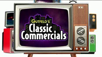 Gutfeld's Classic Commercials thumbnail