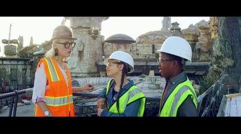 Disneyland TV Spot, 'Disney Channel: Star Wars: Galaxy's Edge' Featuring Issac Ryan Brown, Sky Katz - Thumbnail 3