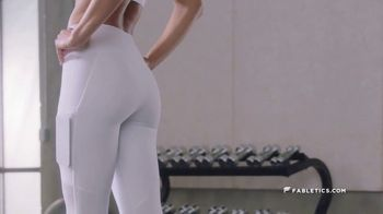 Fabletics.com TV Spot, 'A Thing for Pockets' - Thumbnail 2