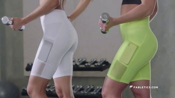 Fabletics.com TV Spot, 'A Thing for Pockets' - Thumbnail 4