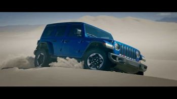 Jeep Celebration Event TV Spot, 'SUV Letters Earned' Song by The Kills [T2] - Thumbnail 9