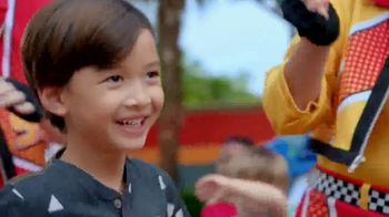 Disney's Hollywood Studios TV Spot, 'Disney Junior: Ready to Race' - 126 commercial airings