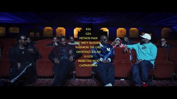 Showtime TV Spot, \'Wu-Tang Clan: of Mics and Men\'