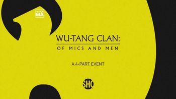 Showtime TV Spot, 'Wu-Tang Clan: of Mics and Men' - Thumbnail 9