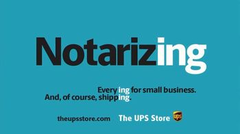The UPS Store TV Spot, 'Every Ing at the Market' - Thumbnail 10
