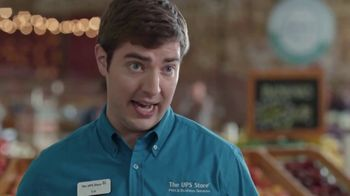 The UPS Store TV Spot, \'Every Ing at the Market\'