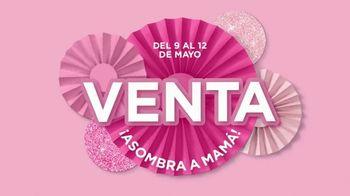 JCPenney ¡Venta Asombra a Mamá! TV Spot, 'Perlas, pijamas y estilos para ella' [Spanish]