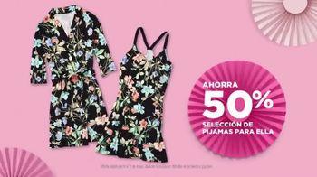 JCPenney ¡Venta Asombra a Mamá! TV Spot, 'Perlas, pijamas y estilos para ella' [Spanish] - Thumbnail 5