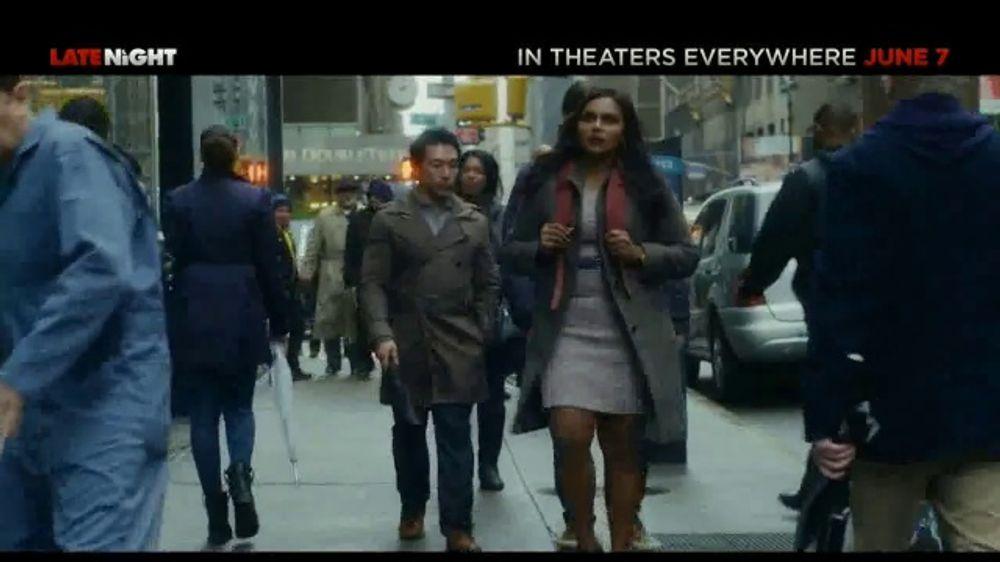 Late Night TV Movie Trailer