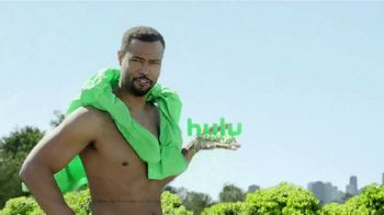 Hulu (No Ads) TV Spot, 'Old Spice Ad' Ft. Isaiah Mustafa, Song by Dillon Francis, Jarina De Marco