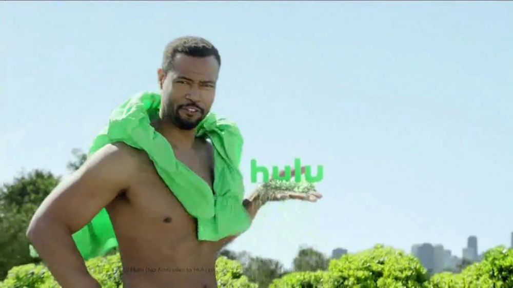 Hulu (No Ads) TV Commercial, 'Old Spice Ad' Ft  Isaiah Mustafa, Song by  Dillon Francis, Jarina De Marco - Video