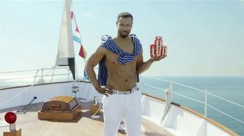 Hulu (No Ads) TV Spot, 'Old Spice Ad' Ft. Isaiah Mustafa, Song by Dillon Francis, Jarina De Marco - Thumbnail 1
