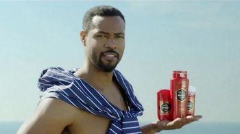 Hulu (No Ads) TV Spot, 'Old Spice Ad' Ft. Isaiah Mustafa, Song by Dillon Francis, Jarina De Marco - Thumbnail 3