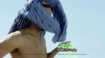 Hulu (No Ads) TV Spot, 'Old Spice Ad' Ft. Isaiah Mustafa, Song by Dillon Francis, Jarina De Marco - Thumbnail 5
