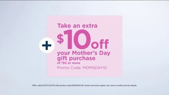 Kohl's TV Spot, 'Mother's Day: Something for Yourself' - Thumbnail 8