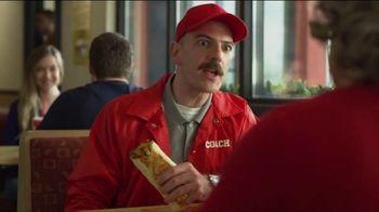 Taco John's Sirloin Steak Burrito TV Spot, 'Coach: Date Night' - Thumbnail 2
