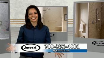 Jacuzzi 50 50 50 Sale TV Spot, 'Outdated Shower or Bath' - Thumbnail 5