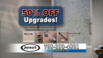 Jacuzzi 50 50 50 Sale TV Spot, 'Outdated Shower or Bath' - Thumbnail 7