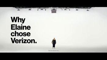 Verizon TV Spot, 'Why Elaine Chose Verizon: Military Offer' - Thumbnail 3
