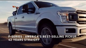 Ford Built for Spring Sales Event TV Spot, 'Get a Ford: Adventure Gear' [T2] - Thumbnail 3