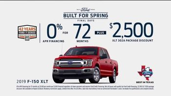 Ford Built for Spring Sales Event TV Spot, 'Get a Ford: Adventure Gear' [T2] - Thumbnail 9