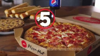 Pizza Hut $5 Lineup TV Spot, 'Ahora con el P'Zone' [Spanish] - Thumbnail 4