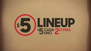 Pizza Hut $5 Lineup TV Spot, 'Ahora con el P'Zone' [Spanish] - Thumbnail 7