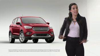 2019 Ford Escape TV Spot, 'Loyalty' [T2] - Thumbnail 2