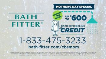 Bath Fitter Mother's Day Special TV Spot, 'CBS: Mom's Busy!' - Thumbnail 9