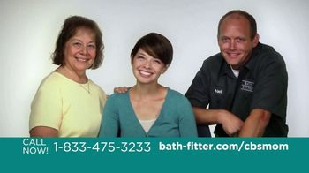 Bath Fitter Mother's Day Special TV Spot, 'CBS: Mom's Busy!' - Thumbnail 8